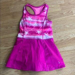 Gymboree GymGo Activewear Exercise Fitness Dress
